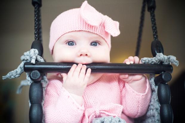 Hertta-vauva. Kuva: Jenna Lehtonen